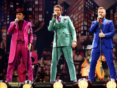 Take That 'sign deal for lucrative Las Vegas residency'