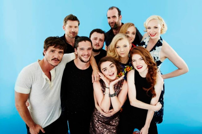 Game Of Thrones In Real Life This Is The Cast In Real Life