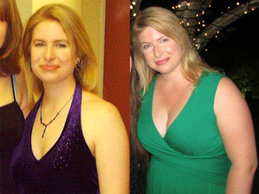 Do men like fat women? I created two identical online dating profiles of me size 18 and size 10 to find out