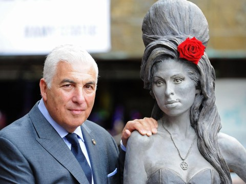 Why have Amy Winehouse's family withdrawn support for new film about late singer's life?
