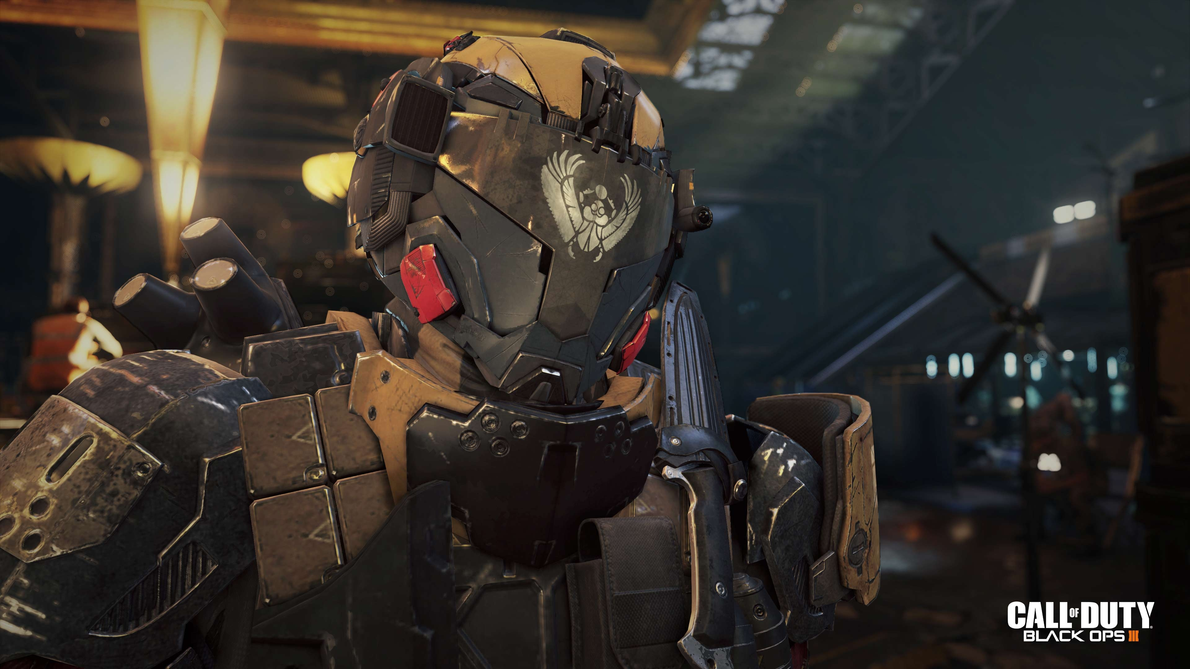 Call Of Duty: Black Ops III - only half the game on the last gen