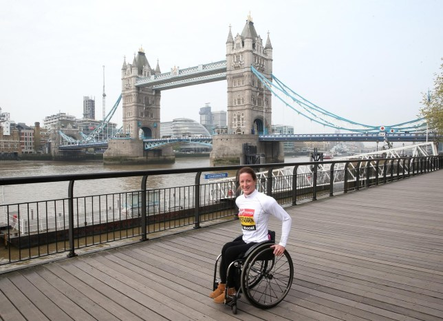 Wheelchair users can't visit London on a whim (Picture: Reuters)