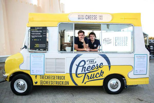 This cheese truck could be the best street food truck ever