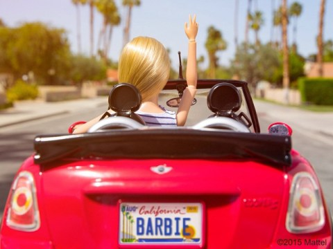 Barbie's Instagram is better than yours (true story)