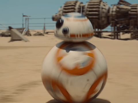 This Star Wars fan has made his very own BB-8 robot