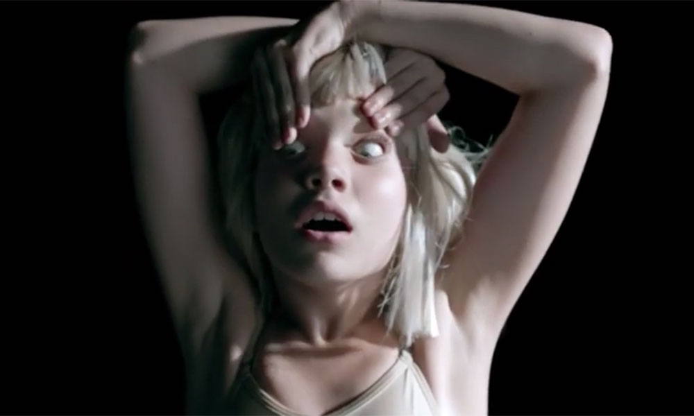 Sia's new video for Big Girls Cry is every bit as weird as you might expect