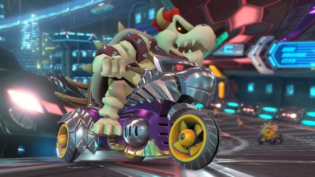 Games Inbox: Mario Kart 8 DLC praise, Mortal Kombat X