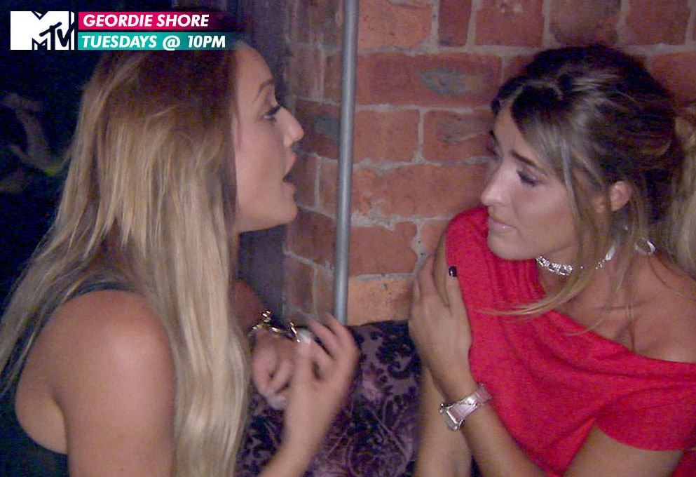 Geordie Shore's Charlotte Crosby predicts grim future for Lillie Lexie Gregg: 'Gaz Beadle will definitely cheat on her'