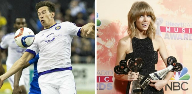 Has Sean St Ledger thrown a spanner in the works of Hollywood's new hottest couple? (Picture: AP/Reuters)