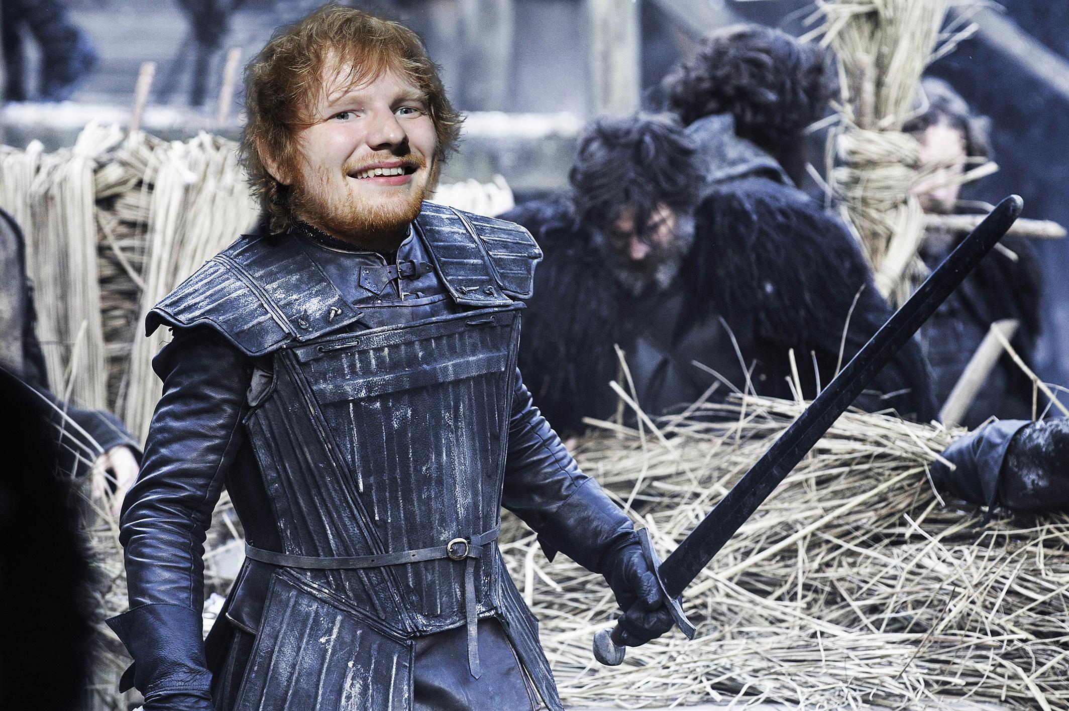 Ed Sheeran for Game Of Thrones season 6? WHAT?!