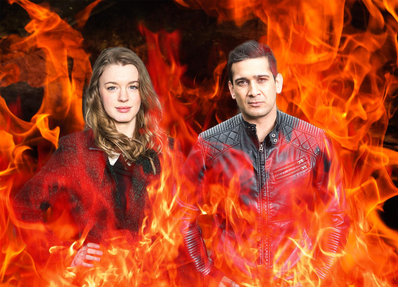 Coronation Street fire spoilers