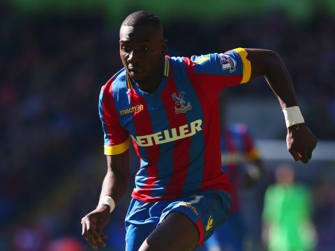 Crystal Palace's Alan Pardew slaps £40m price tag on Liverpool transfer target Yannick Bolasie's head