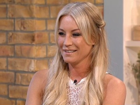 Denise Van Outen issued a tongue BAN during steamy EastEnders snogging scenes with Jake Wood