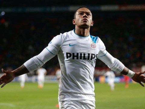 Liverpool and Manchester United transfer target Memphis Depay '99.9% certain' to make Premier League move