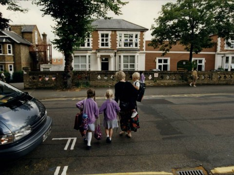 35 thoughts every parent has doing the school run