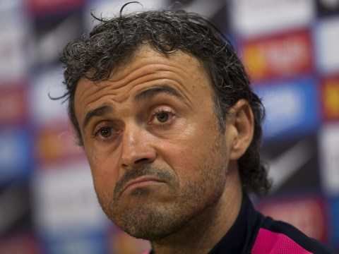 How can Barcelona even think about sacking Luis Enrique?