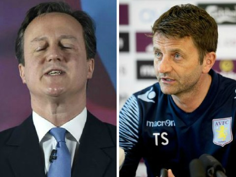 David Cameron forgets he's an Aston Villa fan, tells people he'd 'rather they support West Ham'