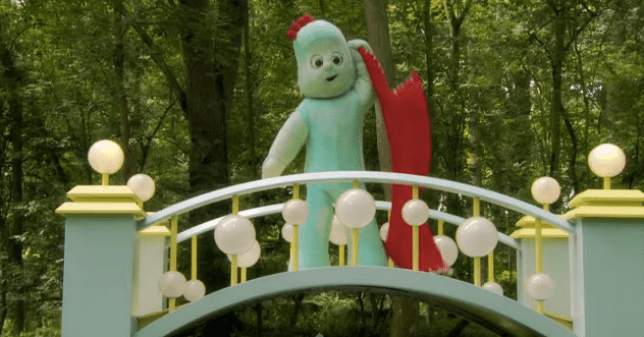 Iggle Piggle bridge