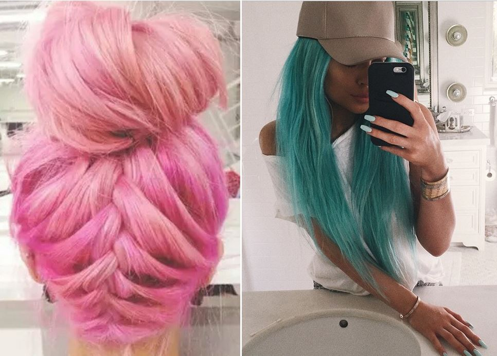 15 pictures of rainbow-coloured locks to give you serious hair envy