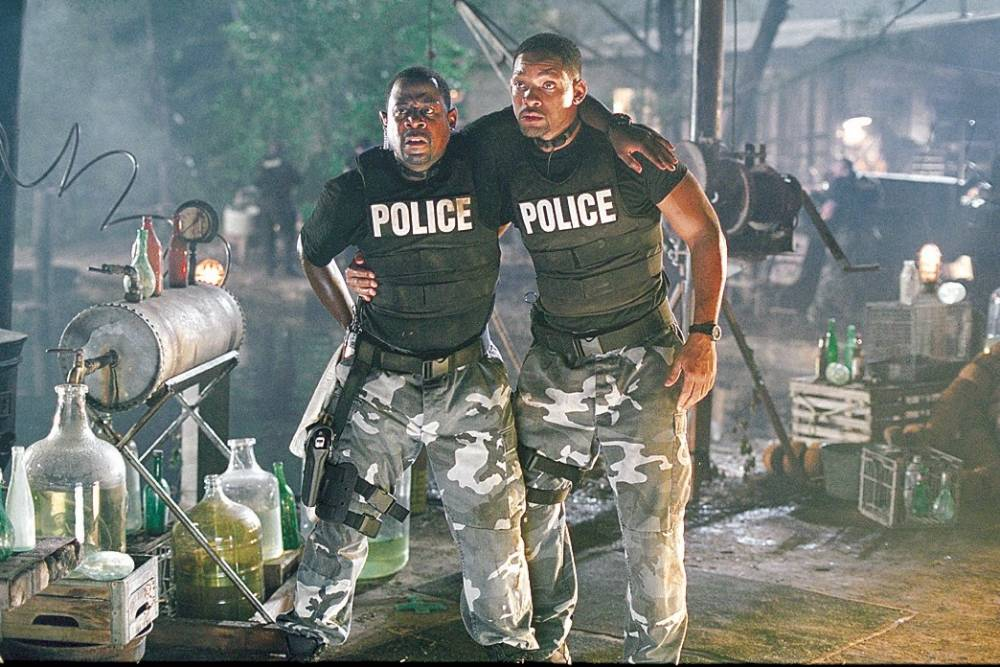 9 action films also turning 20 this year that are better than Bad Boys