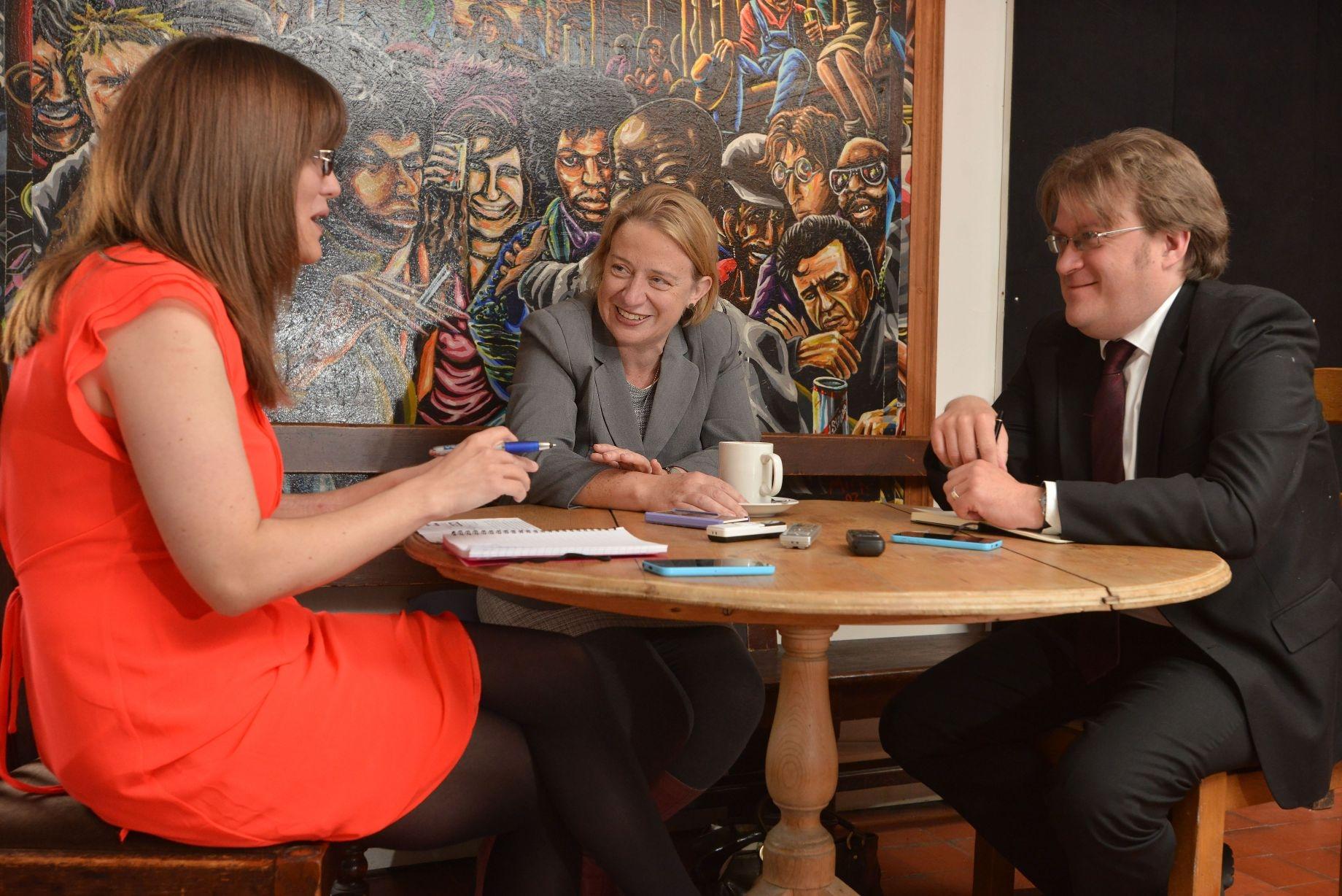 Saving the world, taking on Putin and mind-blanks: Metro talks to Natalie Bennett
