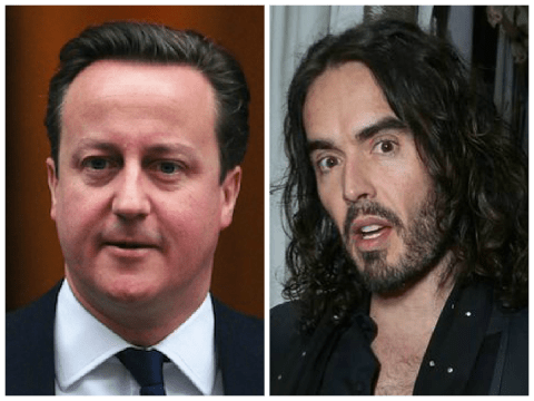 David Cameron: Ed Miliband is 'a joke' to hang out with Russell Brand