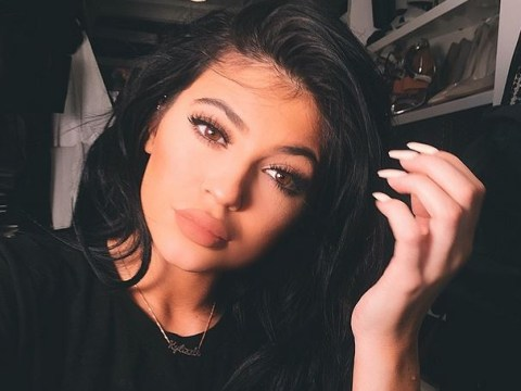 Stop whatever you're doing because Kylie Jenner has just admitted her lips are FAKE