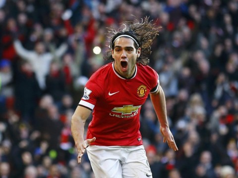 Manchester United must rule out signing Radamel Falcao on a permanent transfer