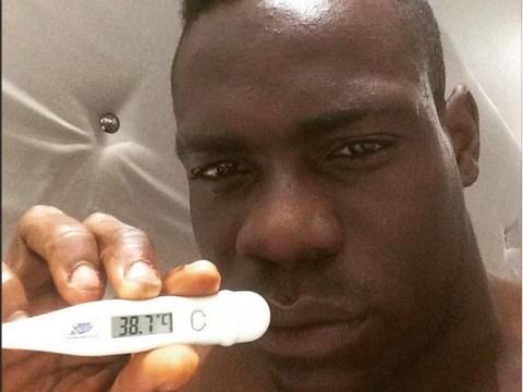 Robbie Savage blasts unwell Mario Balotelli as 'pathetic', Liverpool striker confirms illness on Instagram