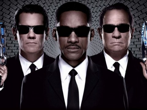 Sony are planning a new Men In Black trilogy WITHOUT Will Smith