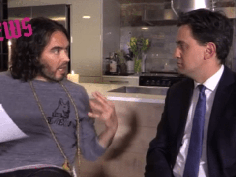 Ed Miliband to appear on Russell Brand's The Trews