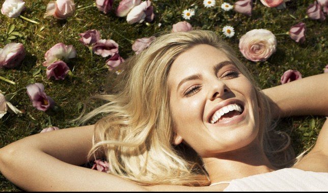 Mollie King captures the essence of new playful Magnum Pink