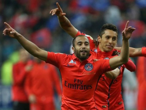 Manchester United 'eye £28.1m Lucas Moura transfer as contract talks stall'