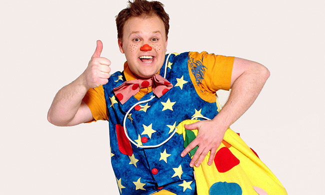 Mr Tumble, Cbeebies