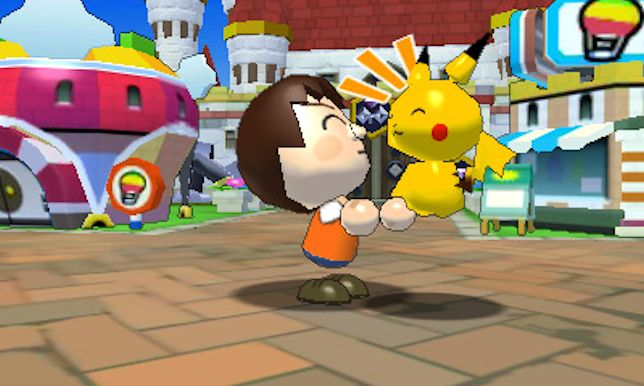 Pokémon Rumble World (3DS) - at least it's free