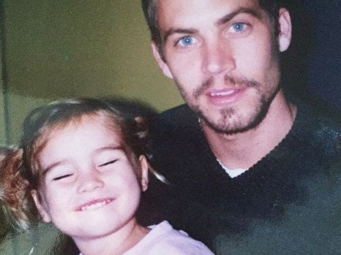 Paul Walker's daughter Meadow posts touching throwback snap of late Fast And Furious star