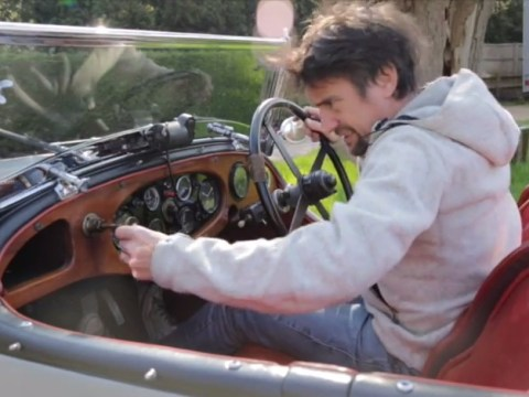 Richard Hammond doesn't know what to do with himself now his Top Gear days are over