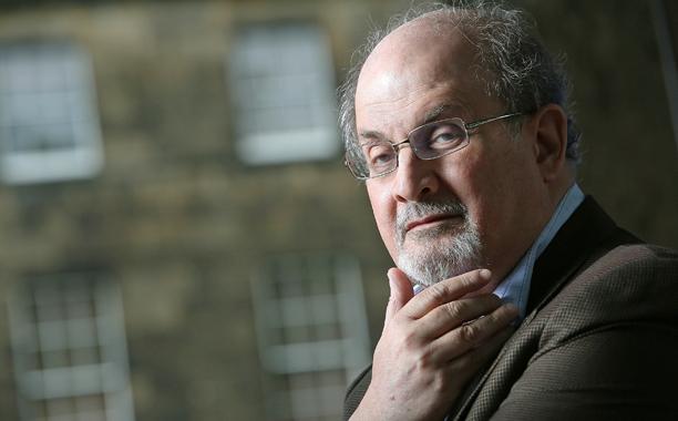 Salman Rushdie slams fellow authors as 'pussies' for boycotting Charlie Hebdo award event