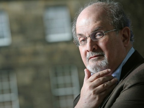 Salman Rushdie slams fellow authors as 'pussies' for boycotting Charlie Hebdo award event
