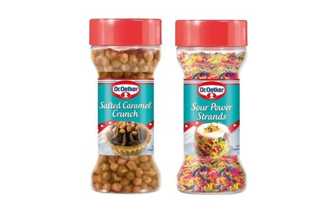 Did someone just say sour sprinkles? (Picture: Dr Oetker)