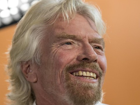 Warning – This article may contain Richard Branson naked with a fish