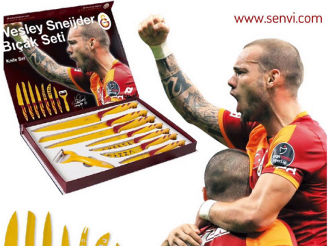 Wesley Sneijder says sorry to Leeds United fans after promoting his own knife set on anniversary of Istanbul stabbings