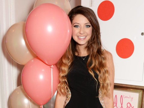 Zoella fans go wild as YouTube star hits 8 million subscribers