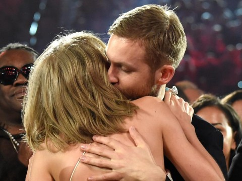 Taylor Swift and Calvin Harris were all over each other at the Billboard Music Awards