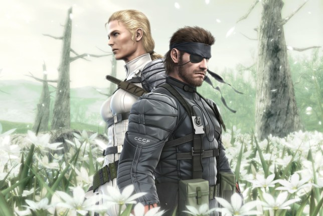 Metal Gear Solid 3 - the greatest story ever told?