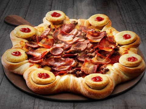 Sorry Pizza Hut, your Four'N Twenty meat pie-stuffed crust pizza sounds wrong