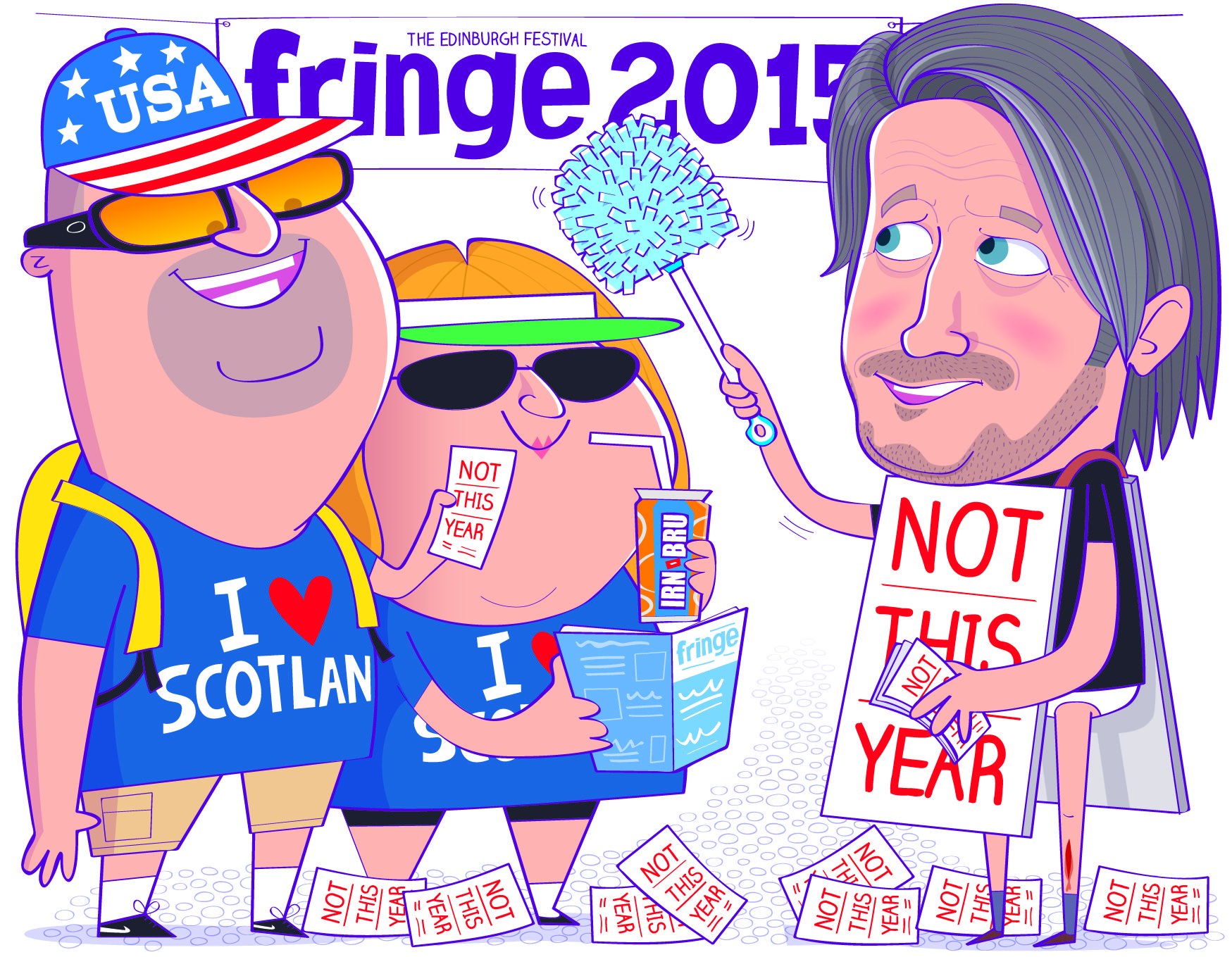 Richard Herring: Edinburgh holds no Fringe benefits