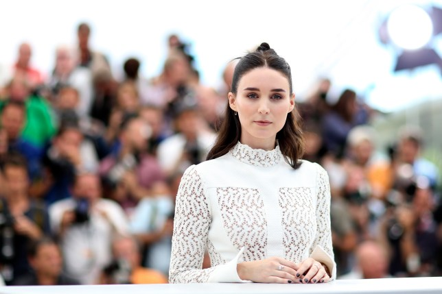 Rooney Mara was named joint best actress (Picture: AP)