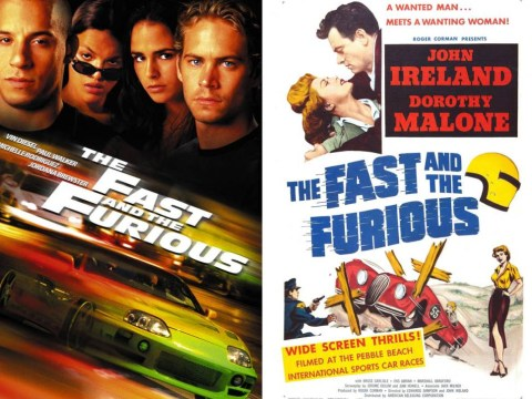 15 films that have exactly the same titles as blockbusters – but definitely aren't those movies