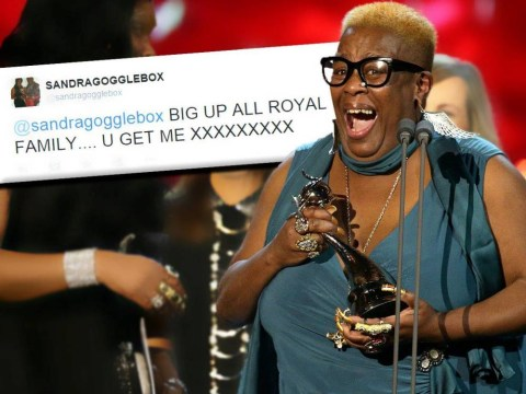 Sandra Martin from Gogglebox had the best reaction ever to the Royal baby news